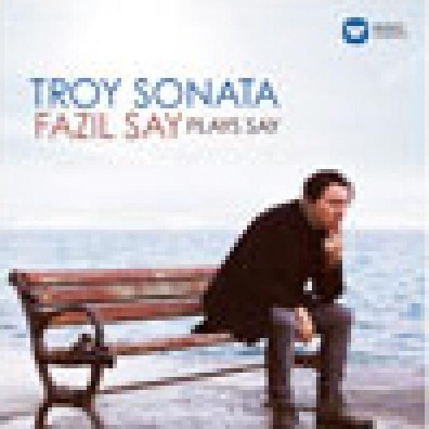 Fazıl Say plays Say, Troy Sonata