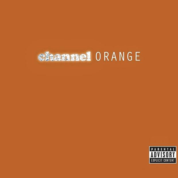 """6/ Frank Ocean """"Channel Orange"""" (2012)"""