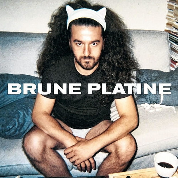 """Chaton - """"Brune Platine"""""""
