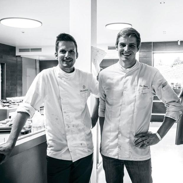 Restaurant Vrijmoed van chef Michaël Vrijmoed is derde beste groenterestaurant ter wereld