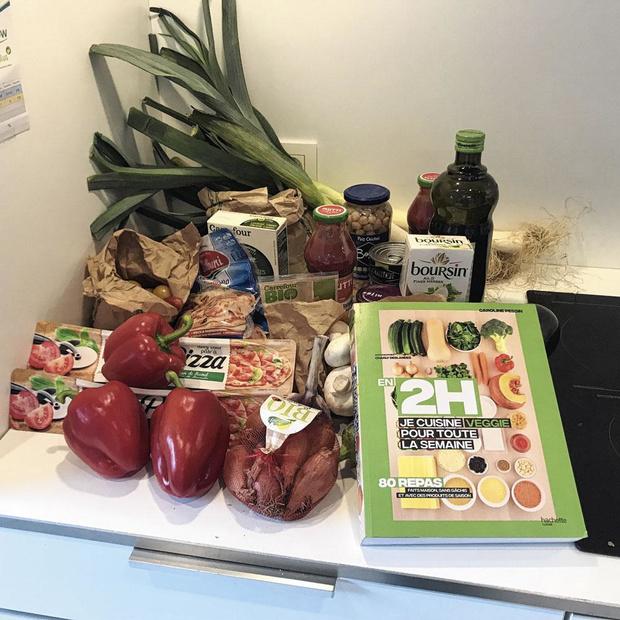 On a testé le batch cooking veggie