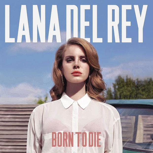 "5/ Lana Del Rey ""Born to Die"" (2012)"