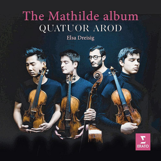 Quatuor Arod, The Mathilde Album