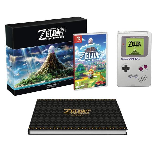 The Legend of Zelda: Link's Awakening - Édition Limitée **