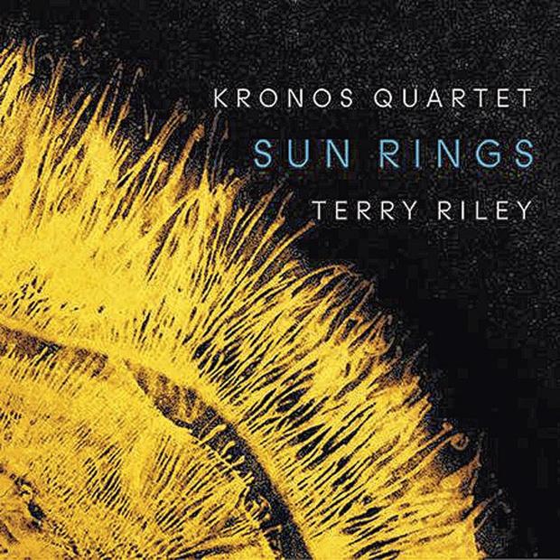 Sun Rings van Terry Riley en het Kronos Quartet