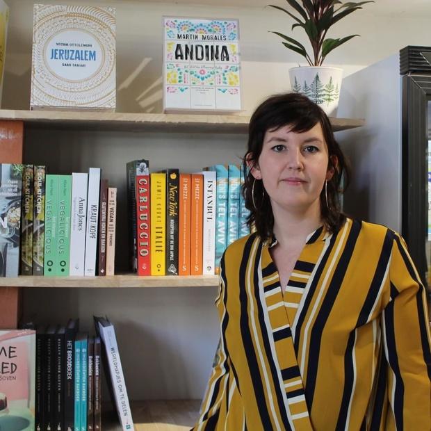Liesbeth opent boekhandel Novelle in Kortrijk, klein en fijn