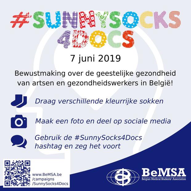 #SunnySocks4Docs