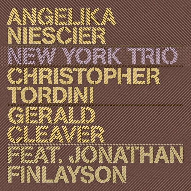 Angelika Niescier (Christopher Tordini/ Gerald Cleaver feat. Jonathan Finlayson)