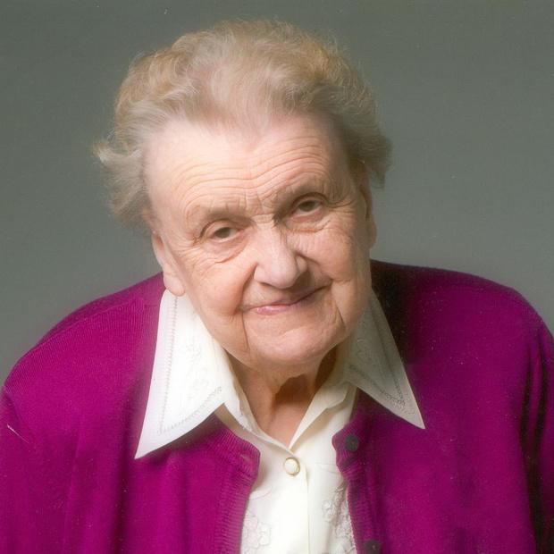 Sabine Feys uit Bissegem (90) sterft op kerstavond