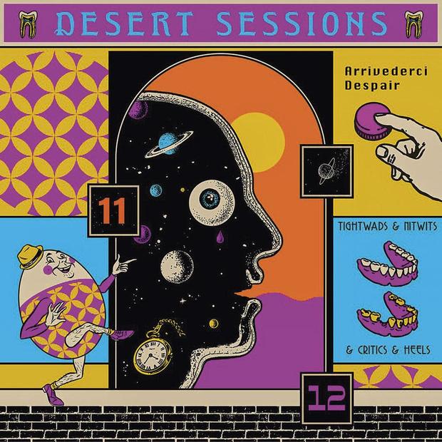 Desert Sessions