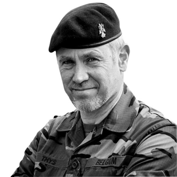 Marc Thys - Generaal-majoor