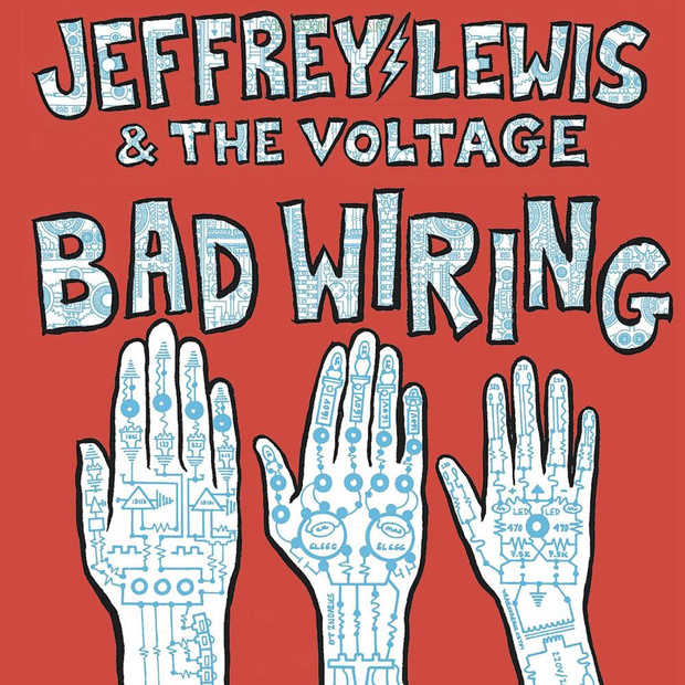 Jeffrey Lewis & The Voltage
