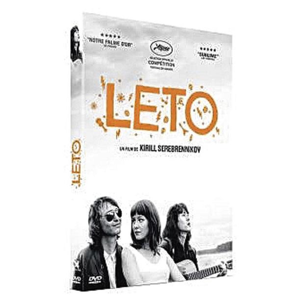 5x dvd Leto