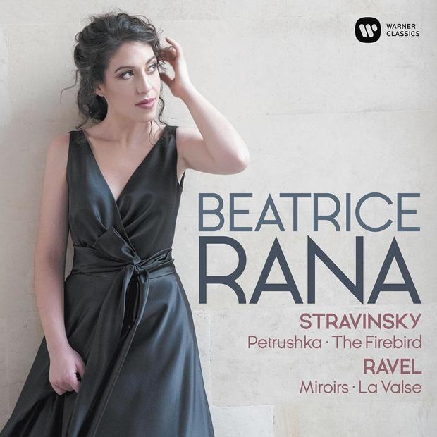 Stravinsky/Ravel van Beatrice Rana