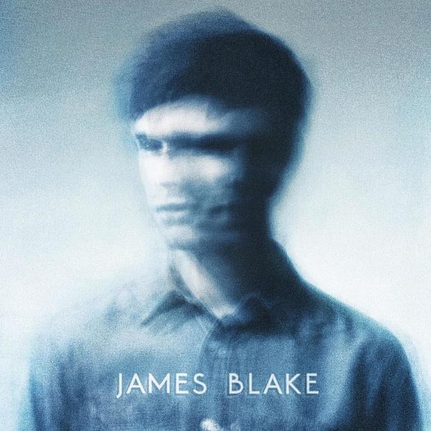 """7/ James Blake """"James Blake"""" (2011)"""