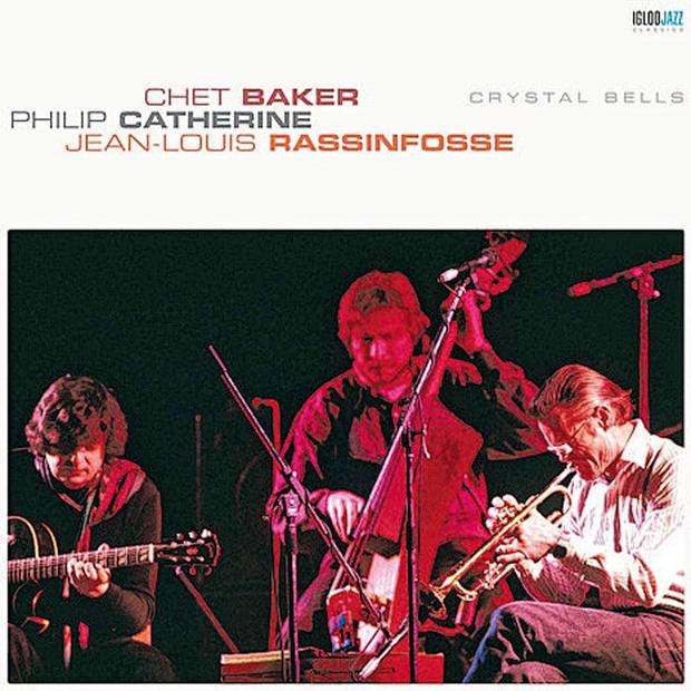 Chet Baker/ Philip Catherine/ Jean-Louis Rassinfosse