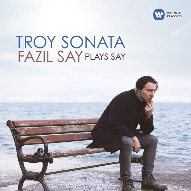 Fazil Say plays Say, Troy Sonata