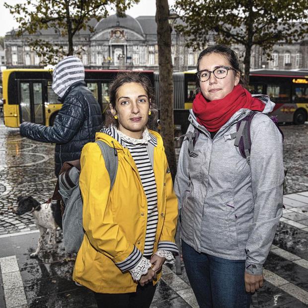 À Liège, le gros défi de la mendicité
