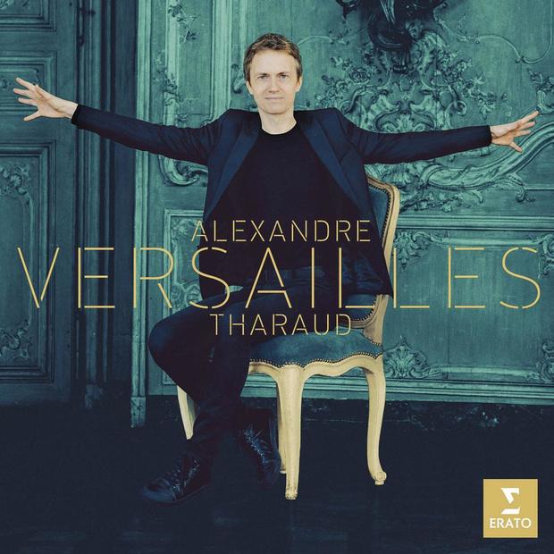CD Versailles van Alexandre Tharaud