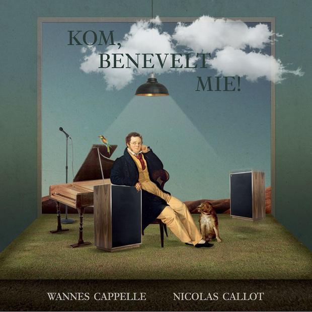Wannes Cappelle en Nicolas Callot plannen cd-release rond oeuvre Franz Schubert