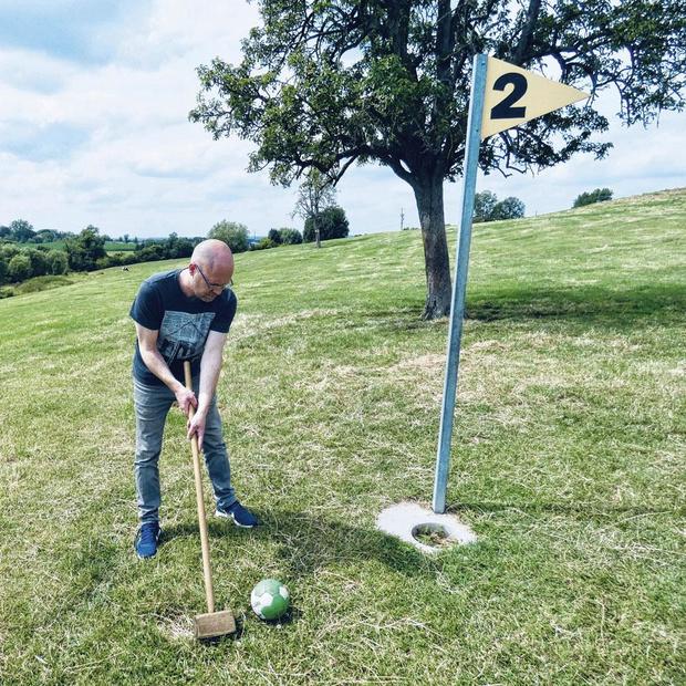On a testé: le golf champêtre