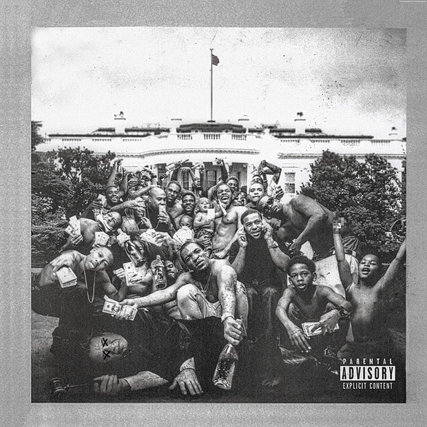 """4/ Kendrick Lamar """"To Pimp a Butterfly"""" (2015)"""