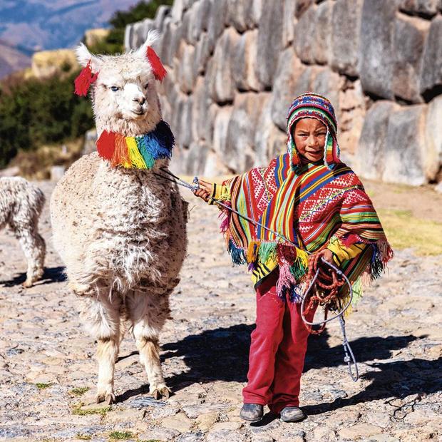 Ce n'est pas le Pérou !