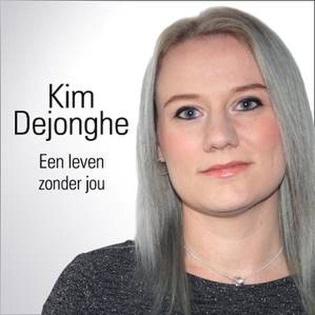 Kim Dejonghe uit Ieper brengt nieuwe single 'Een leven zonder jou' uit