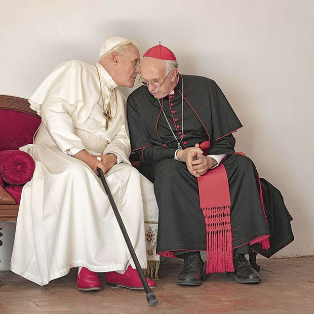[Critique ciné] The Two Popes, un pur régal