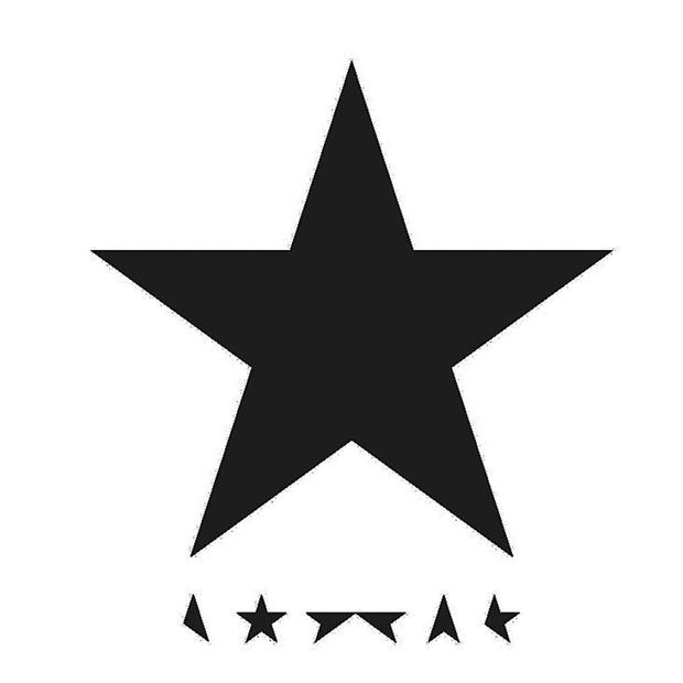 "3/ David Bowie ""Blackstar"" (2016)"