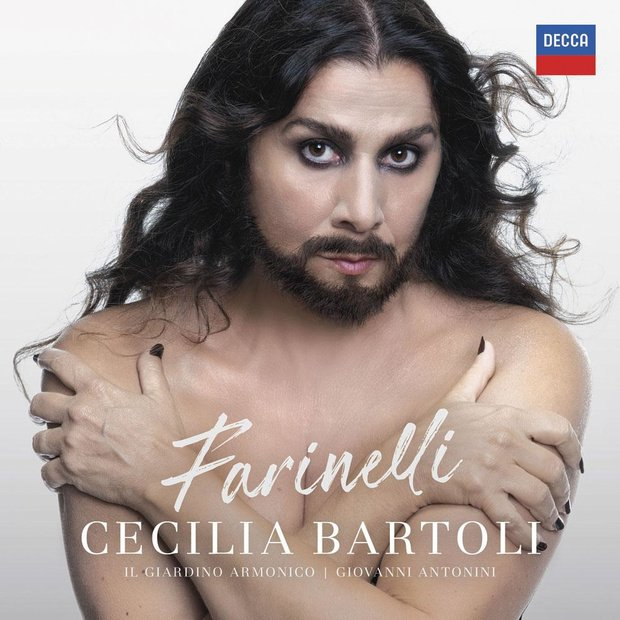 Bartoli met baard