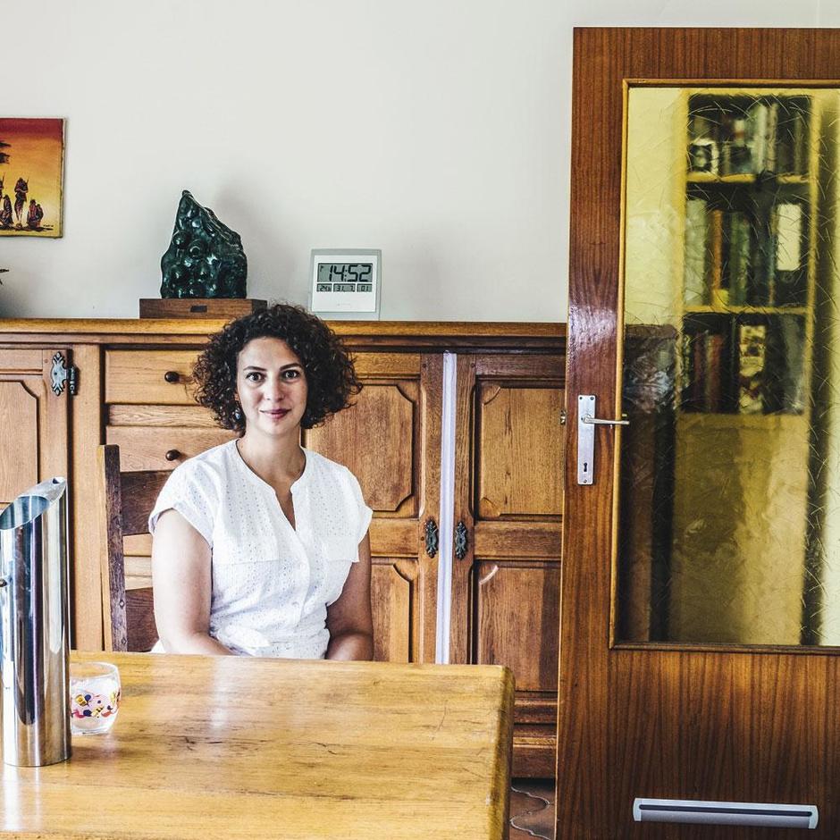 Kankeronderzoekster Damya Laoui: 'Mijn onderzoek is belangrijker dan mijn eigen lichaam'