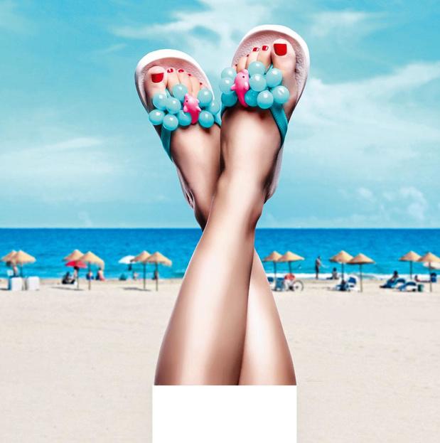 Gezwollen voeten: SOS lymfoedeem