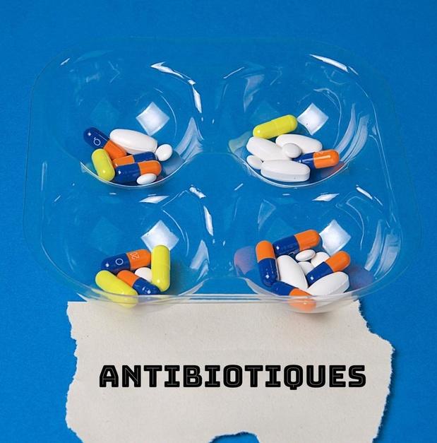 Antibiotiques : Continuez seulement de tirer sur le généraliste !