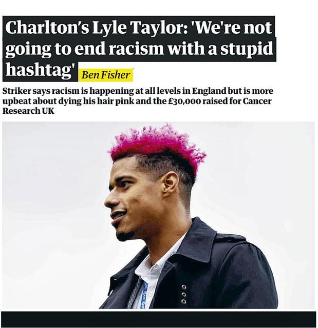 """""""On n'éradiquera pas le racisme avec un bête hashtag"""""""