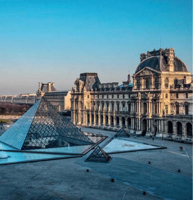 En croisière avec le Louvre