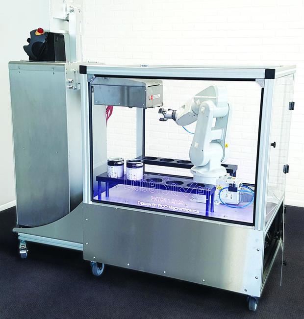 Memjet-partner toont on-demand direct-to-shape printen