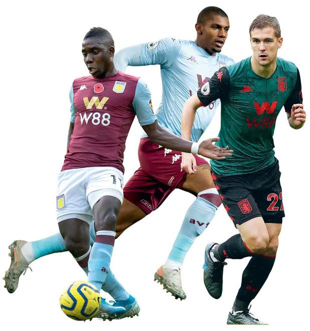 Aston Villa et son filon belge