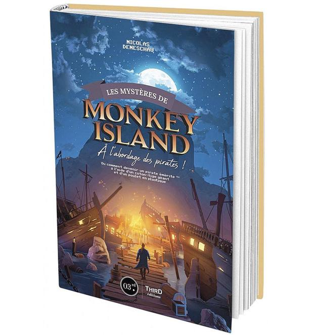 Les Mystères de Monkey Island - À l'abordage des pirates! *