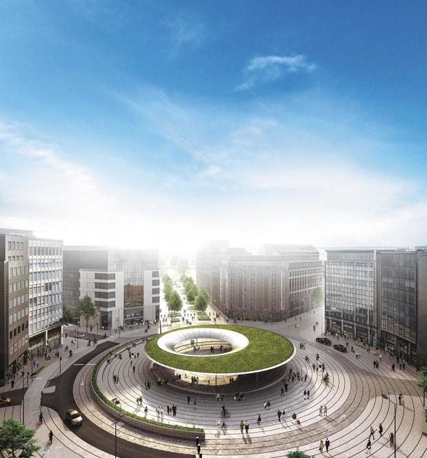 Les 12 travaux de Bruxelles-Capitale