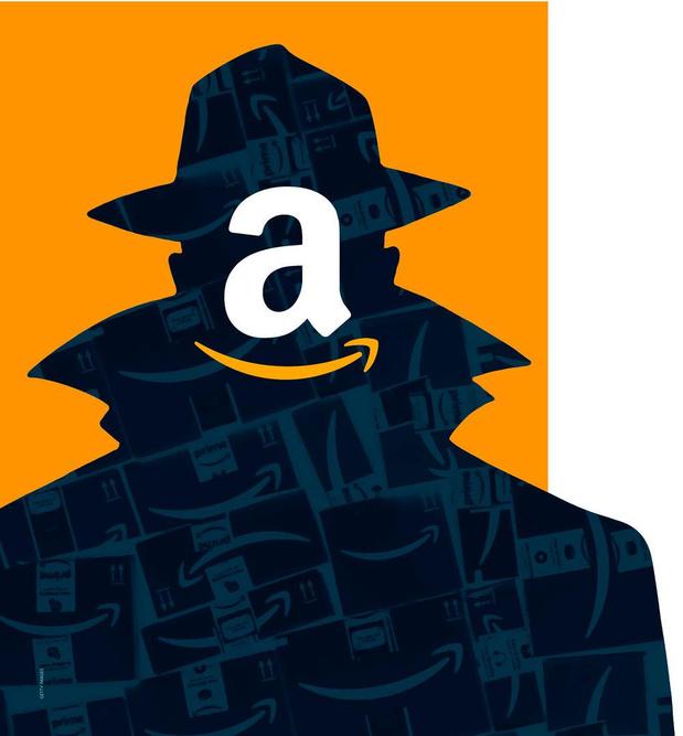 Comment Amazon prépare le casse du siècle