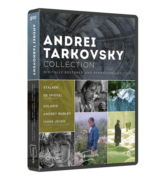 DVD-box Andrei Tarkovsky Collection