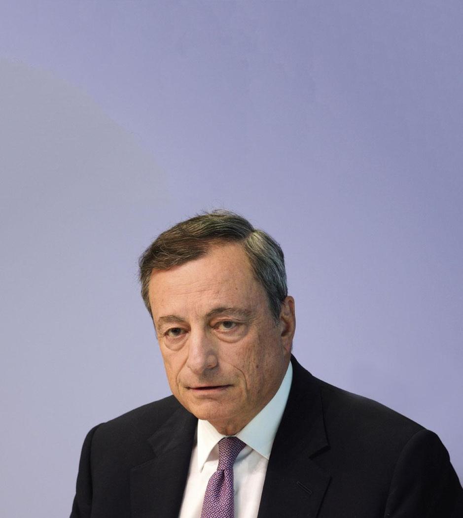 Mario Draghi: 'De tegenstanders van de euro hebben verloren'