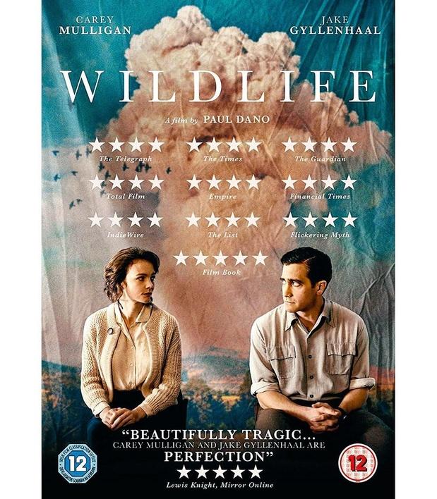 5x dvd Wildlife