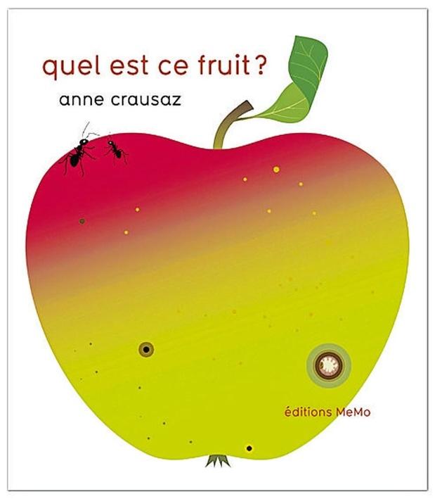 Quel est ce fruit?