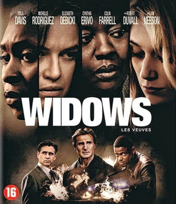 5x blu-ray Widows
