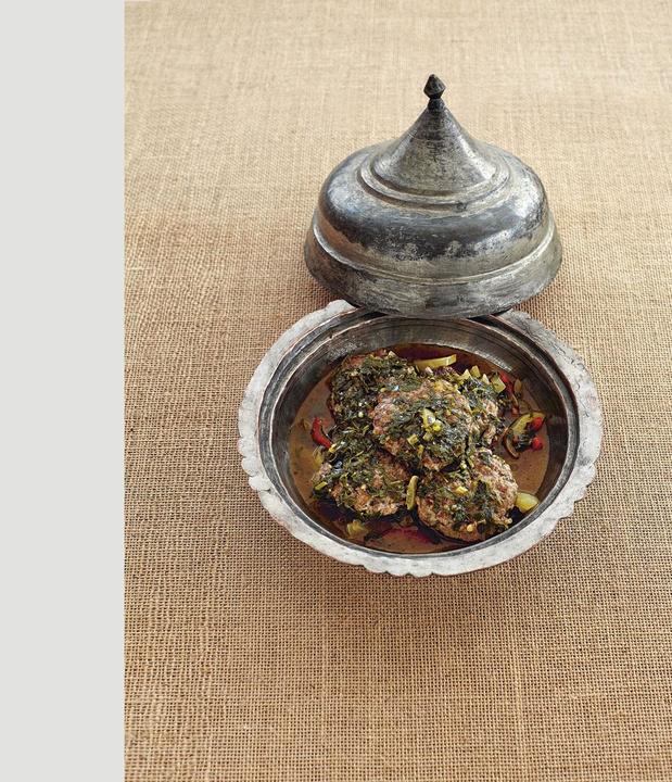 Recette: Boulettes de viande au persil - maydanozlu köfte