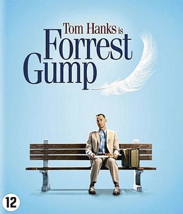 5x blu-ray Forrest Gump 25th Anniversary Edition