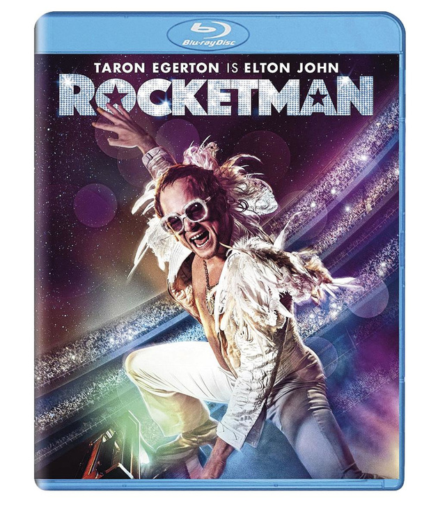 5x blu-ray Rocketman