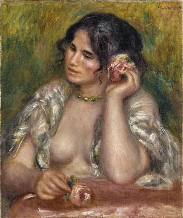 Renoir intiem